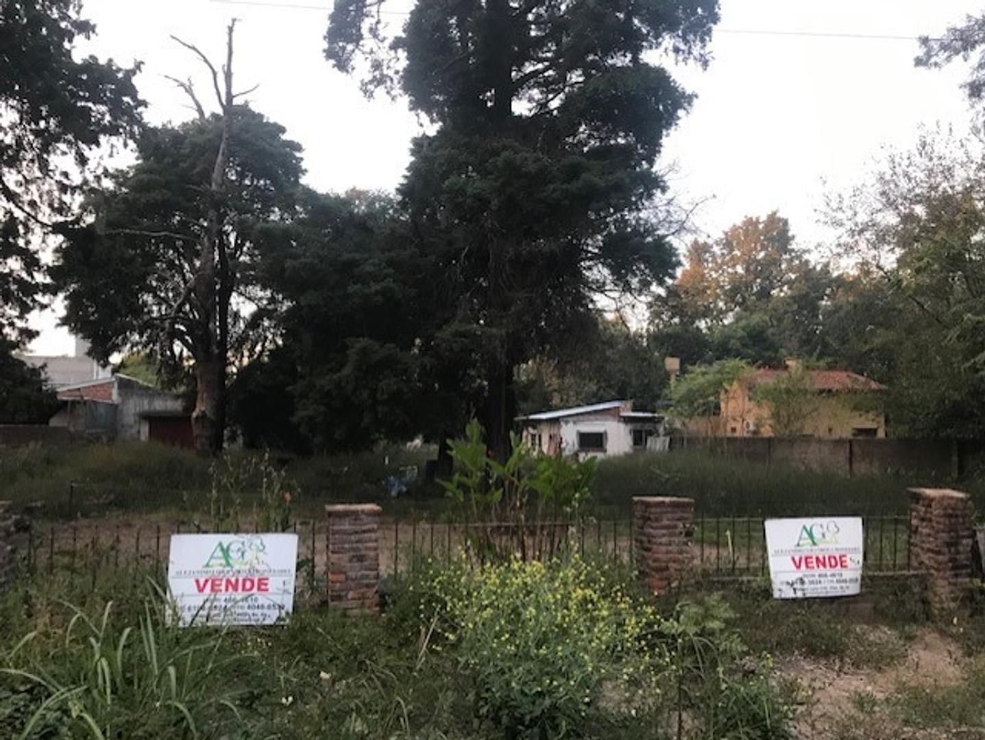Terreno en Venta en Villa Rosa