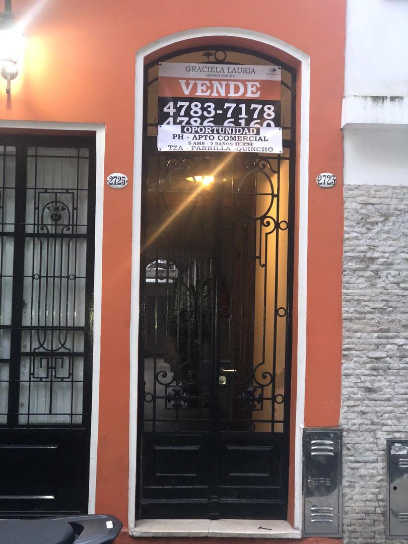 Ph en Venta en Belgrano - 5 ambientes