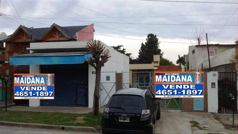 Departamento tipo casa en Venta de 3 ambientes en Buenos Aires, Pdo. de La Matanza, Isidro Casanova, Barrio Manzanares