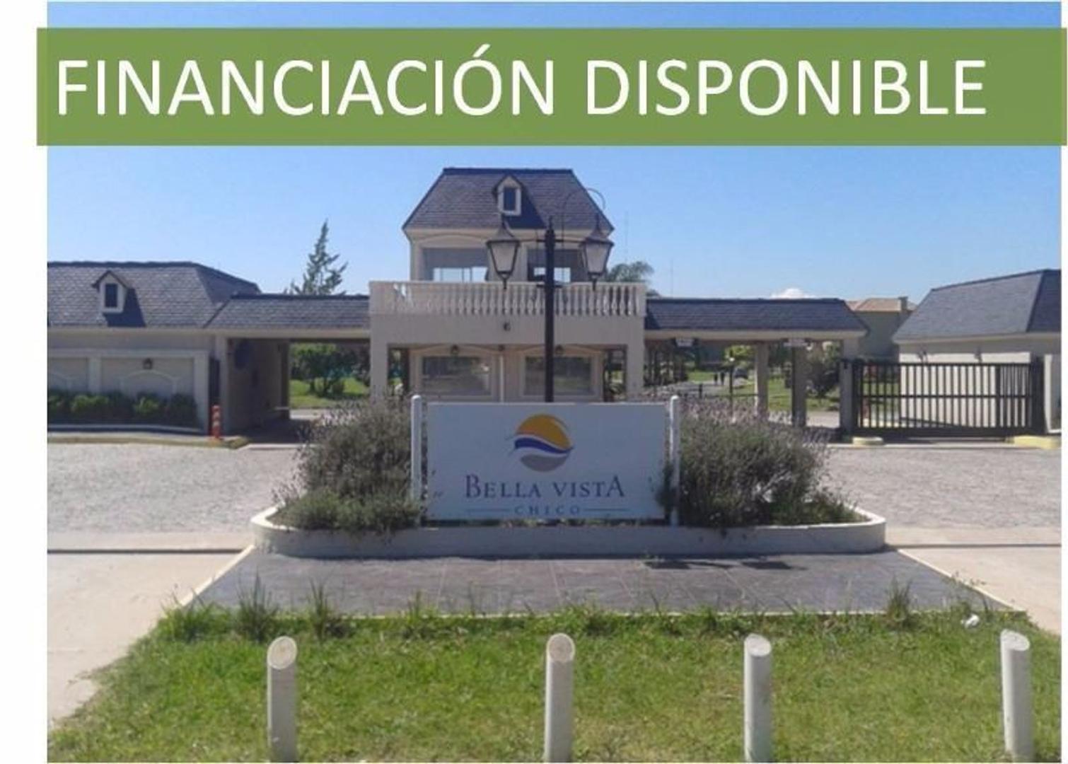 LOTE Bº Cº BELLA VISTA CHICO - FINANCIACIÓN DISPONIBLE -