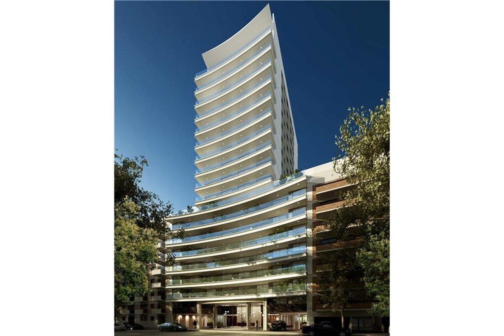 Torre c renta 3dorm + dep 134 m² c/ balcon y patio