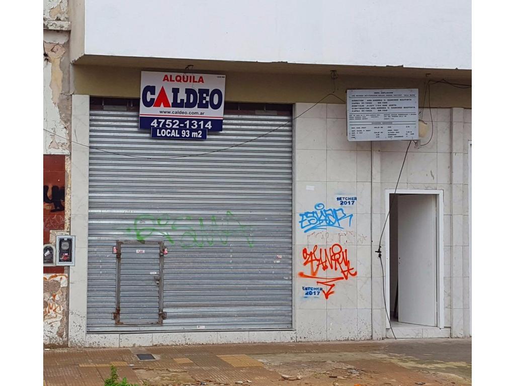 LOCAL COMERCIAL 93 m2 APTO PARA TODO RUBRO