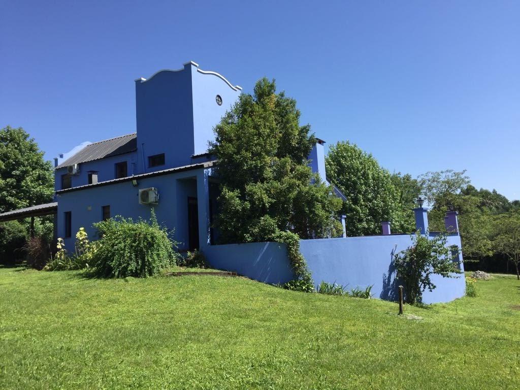 Casa en Rinconada con parque arbolado