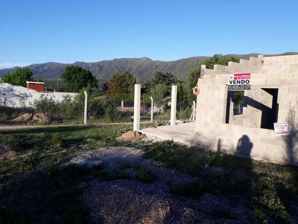 Nº ref: 866 -CONSTRUCCION HASTA ALTURA DEL TECHO CON INMEJORABLE VISTA A LAS SIERRAS Y ALTAS