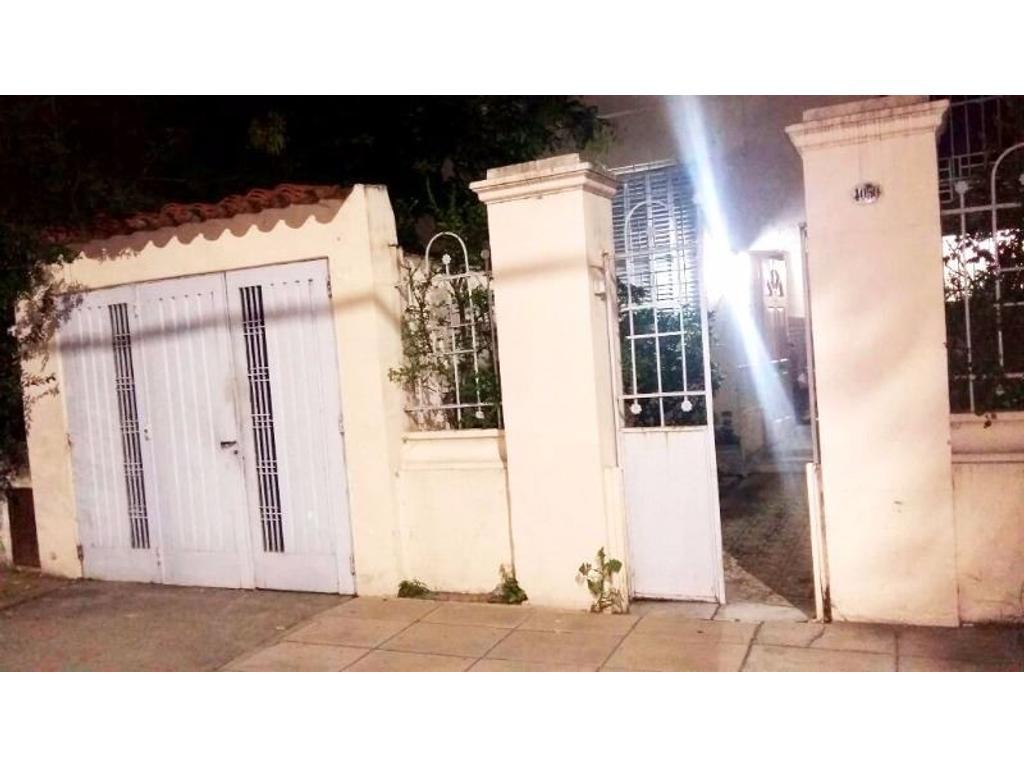 Buena casa antigua, id reciclar: gje , jdin, patio, tza, 4 amb .104m2 cub  sobre lote 159m2 Ap/cred