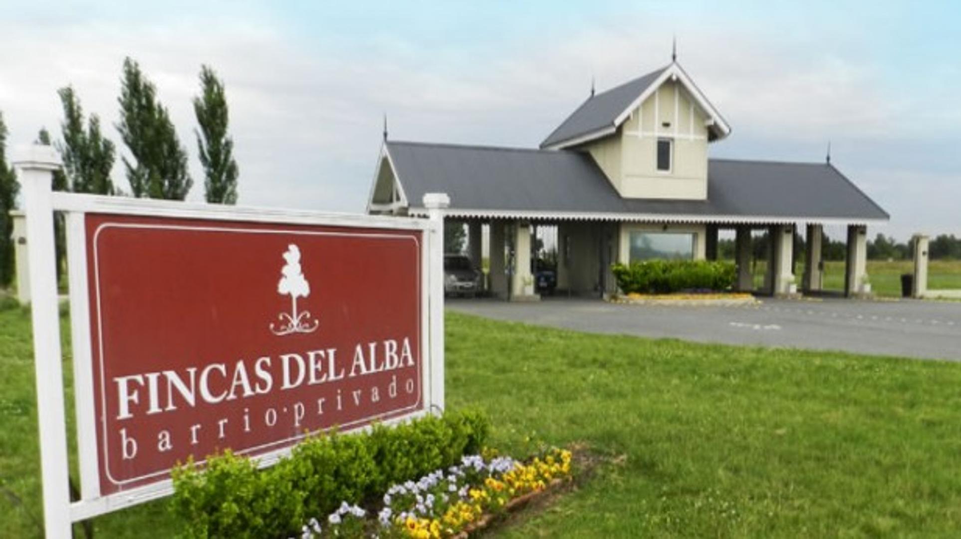 FINCAS DEL ALBA - TERRENO 2521 m2