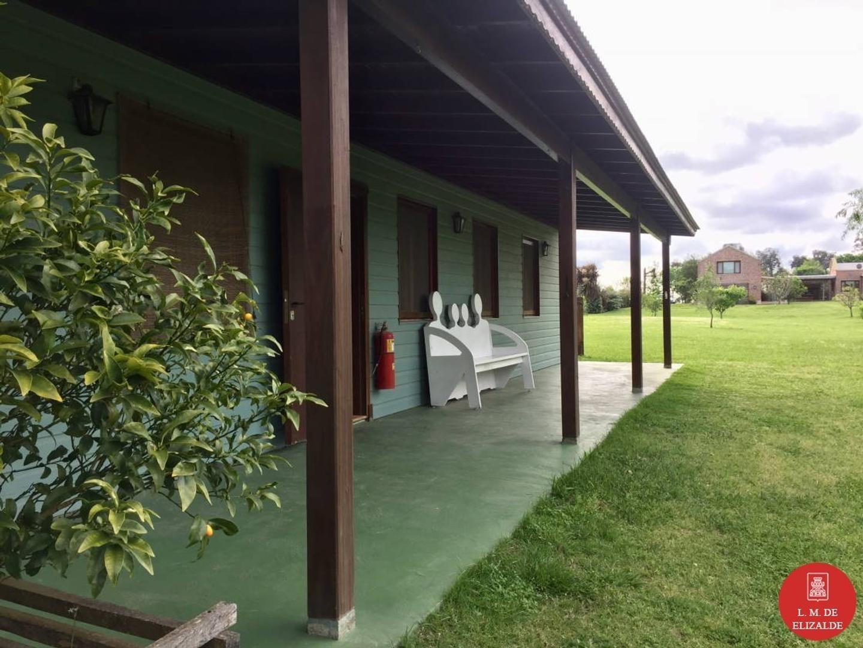 Haras El Malacate - Simpática Casa en VENTA O PERMUTA IGUAL O MENOR VALOR - Ruta 8 km 85