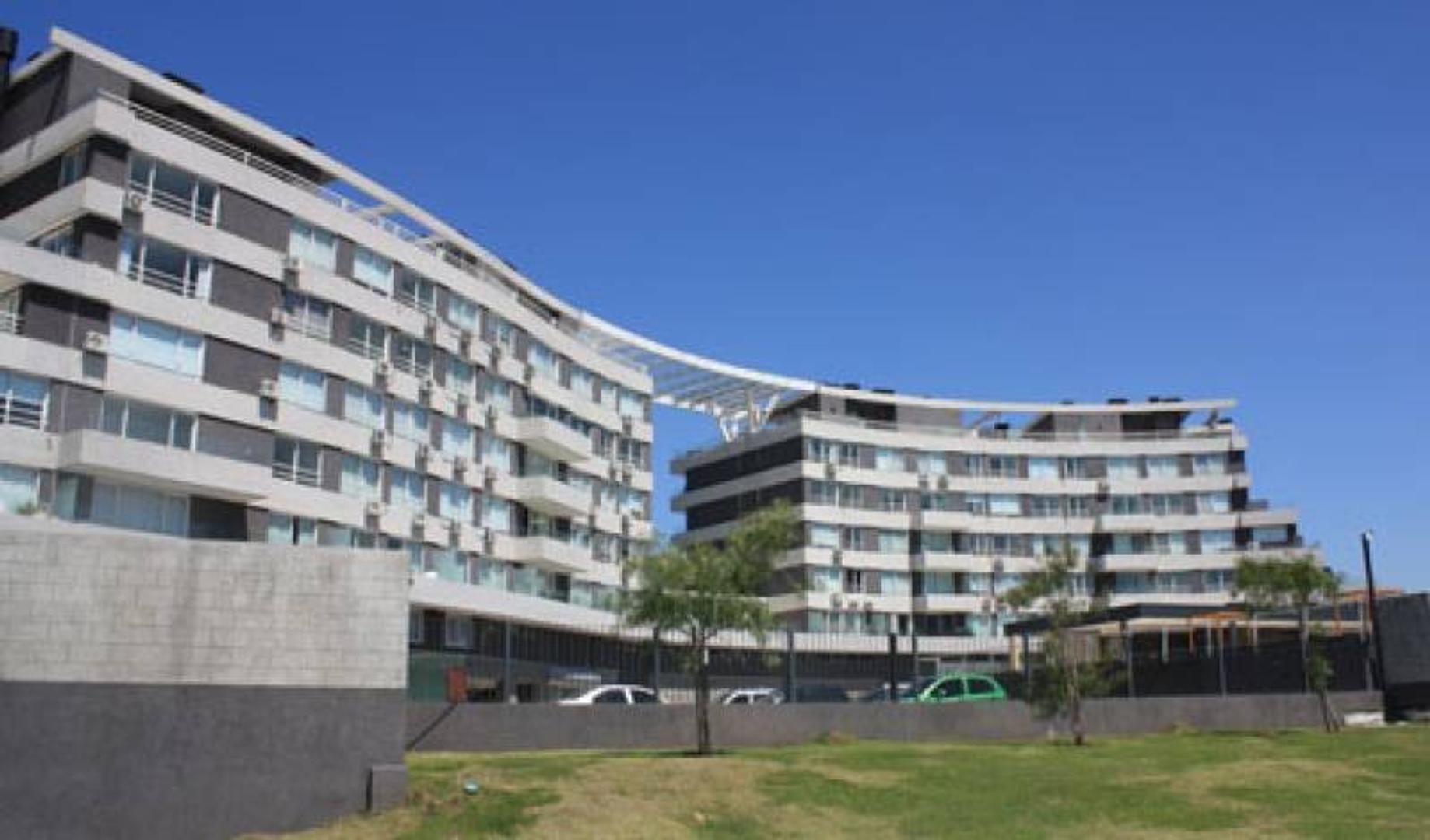 Departamento a estrenar 2 ambientes en VISTA BAHIA!!! c/ una Gran terraza con Vista a Bahia Grande!