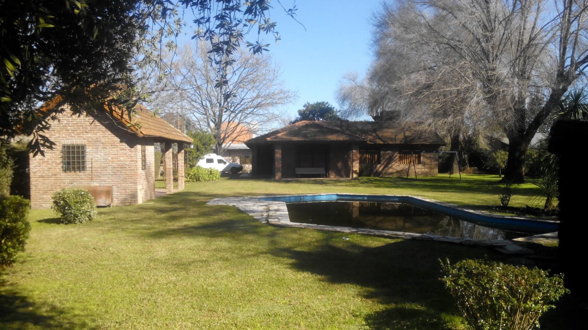 Casa en Venta en Garin-Centro - 5 ambientes