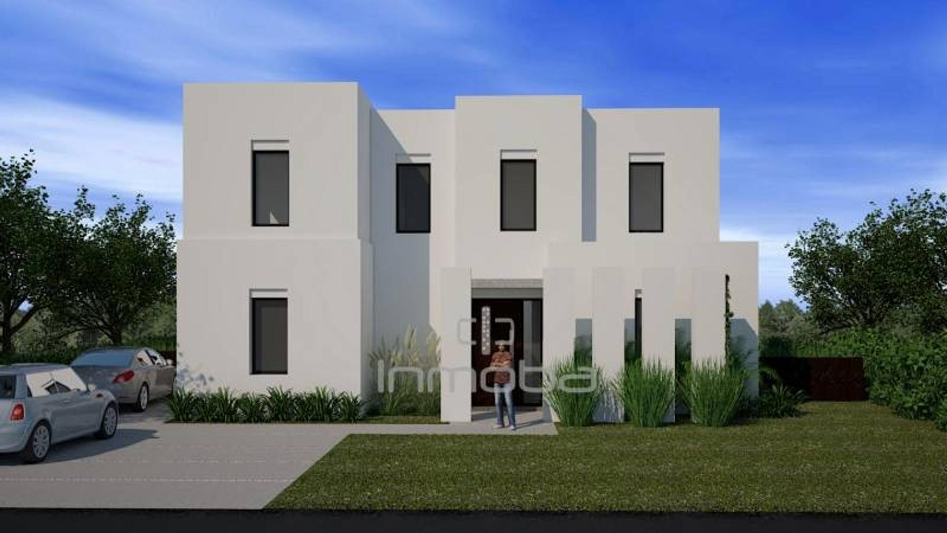 Inmoba - Barrio Ayres Plaza - Casa en Venta  EN CONSTRUCCIÓN