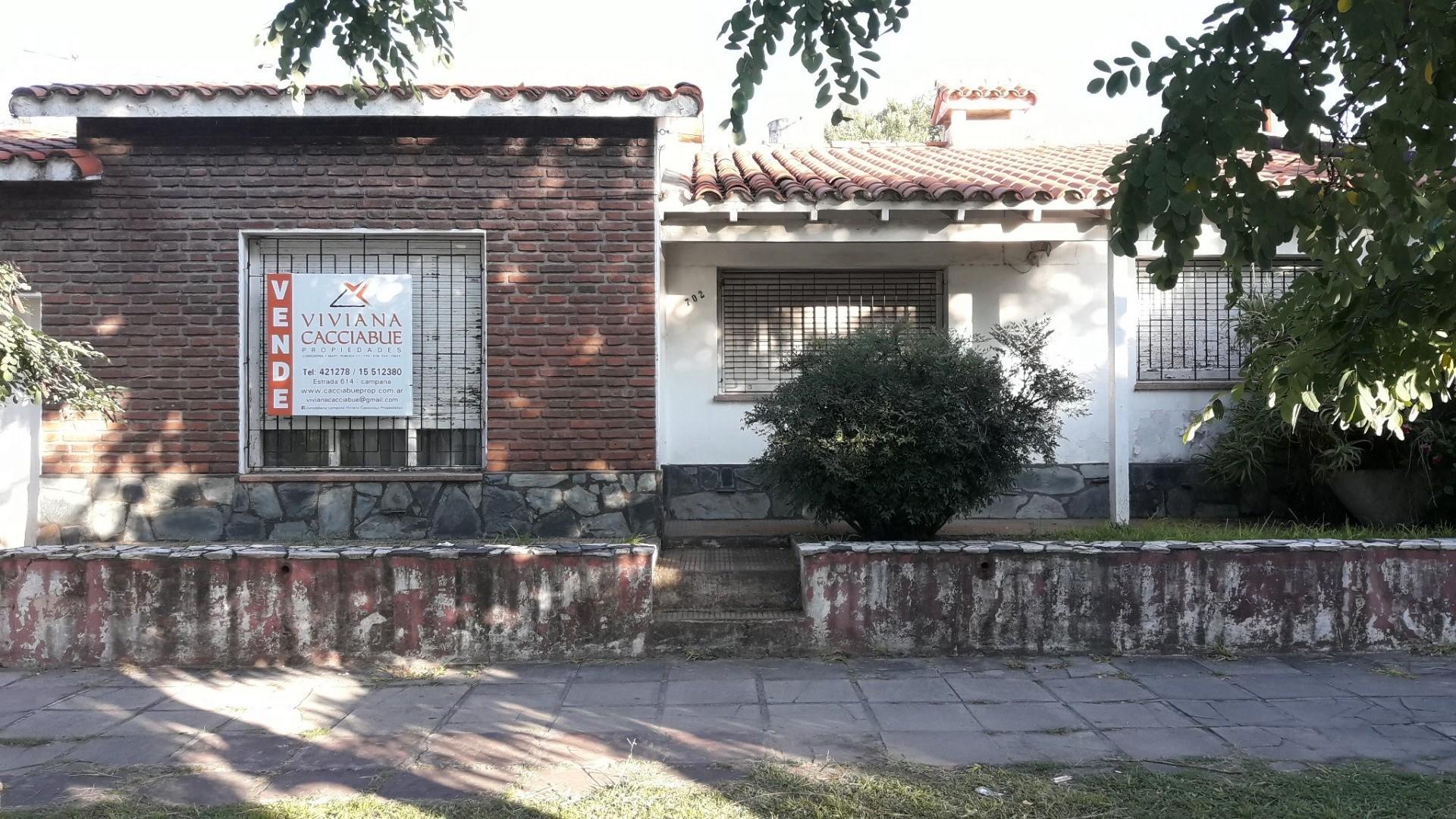 Casa en Venta en Campana - 6 ambientes