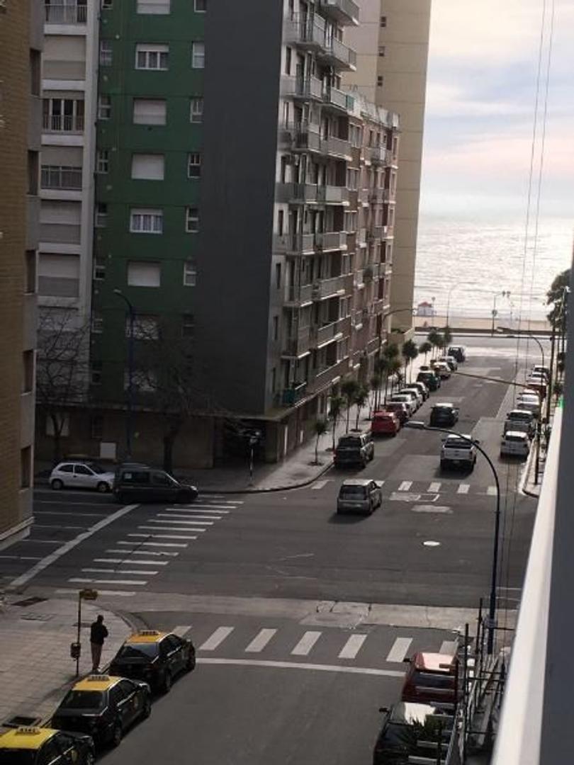 2 Ambientes al Frente - Amoblado a metros de Av.Colon