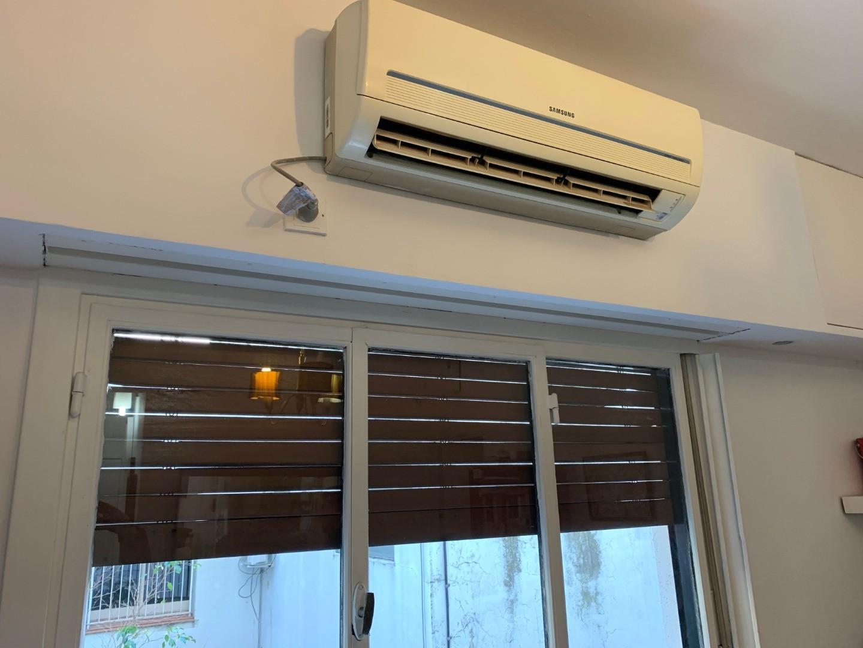 Departamento - 26,50 m² | 1 dormitorio | Contrafrente