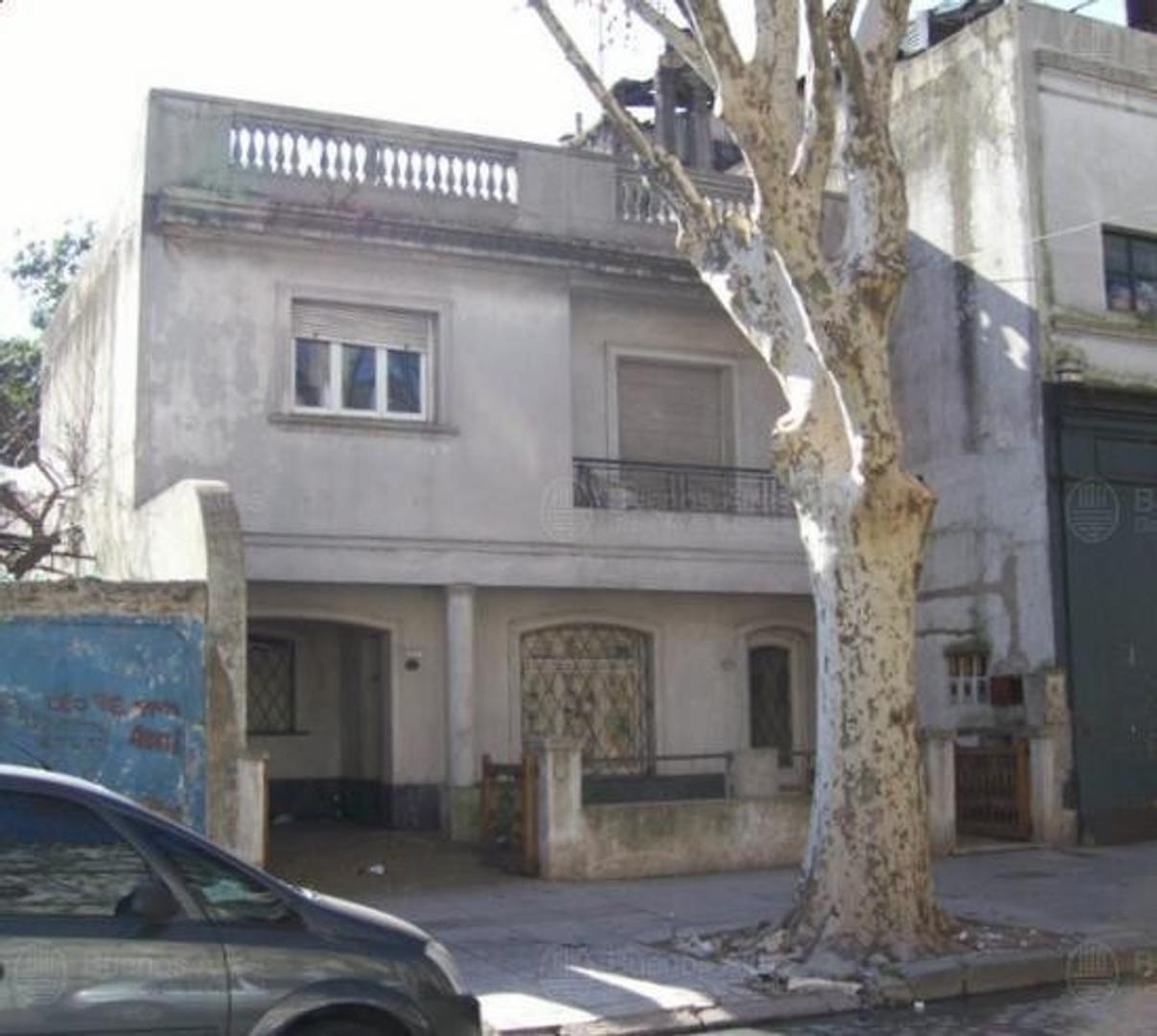 Lote en venta en Paternal - límite con Villa Crespo