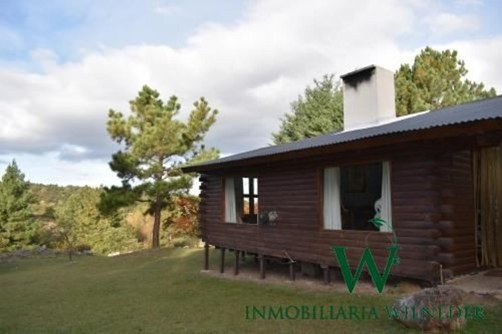 Cabañas sustentables con energía solar en fracciones de 5.000 mts2 a 10.000 mts2. Hermosas Vistas