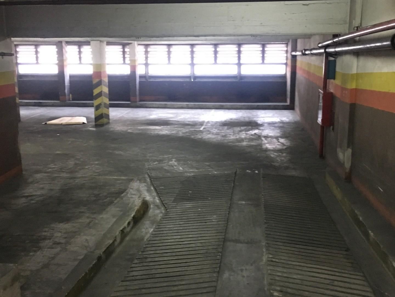 Cochera en 2º piso por rampa