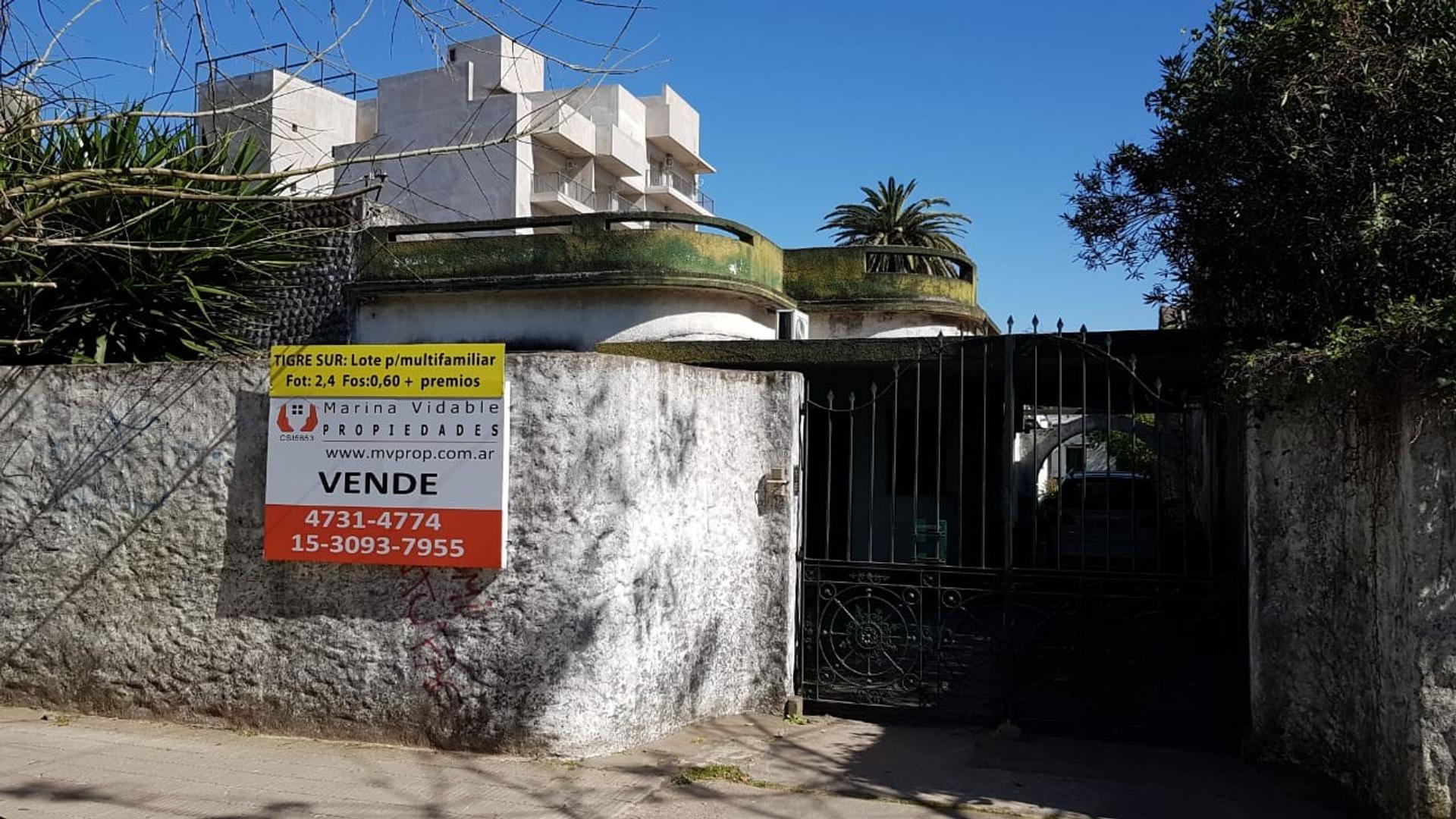 Terreno en Venta en Ciudad De Tigre