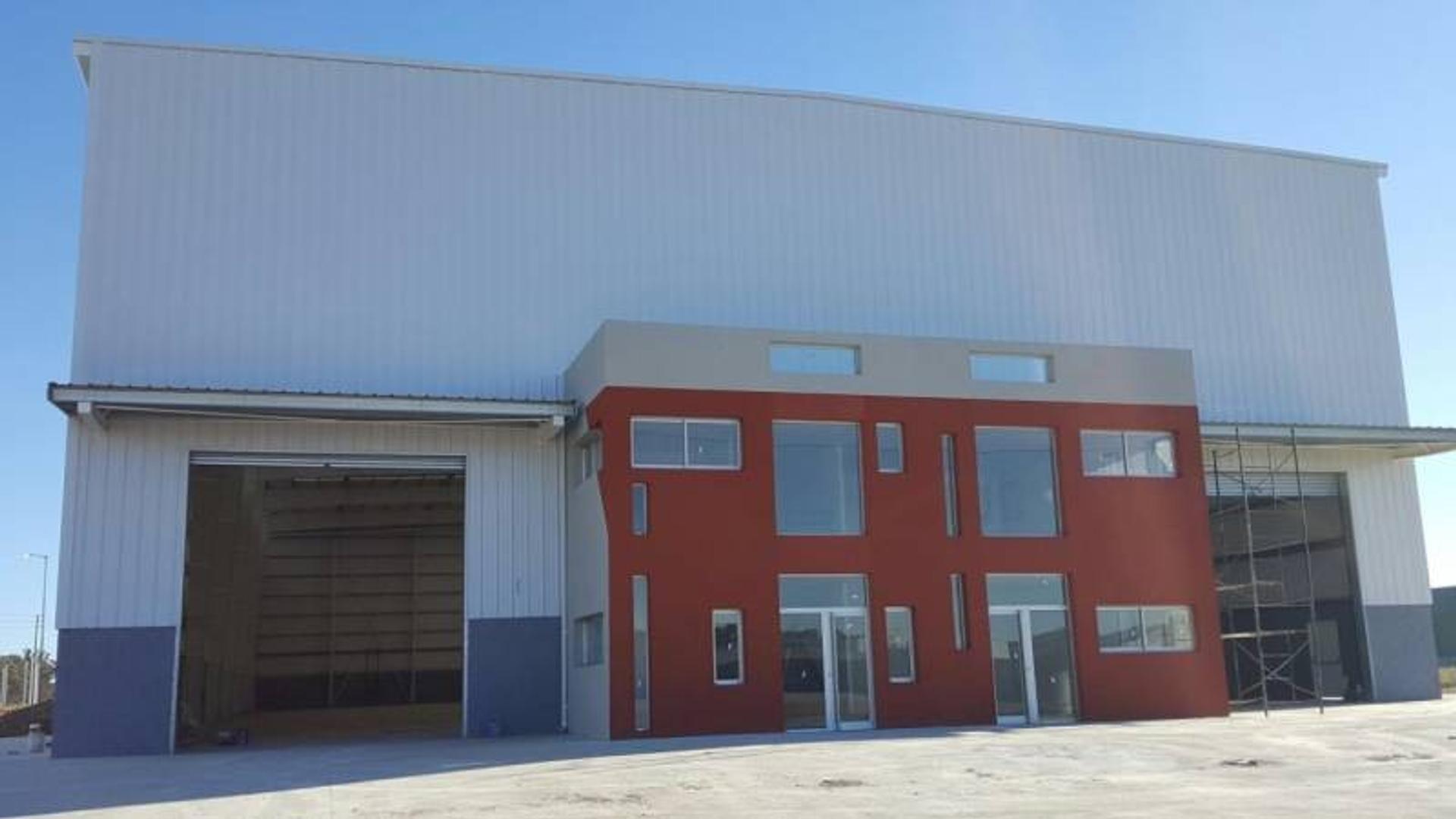 Nave a estrenar industrial y logística 2650 m2 cubiertos AAA Polo industrial Ezeiza