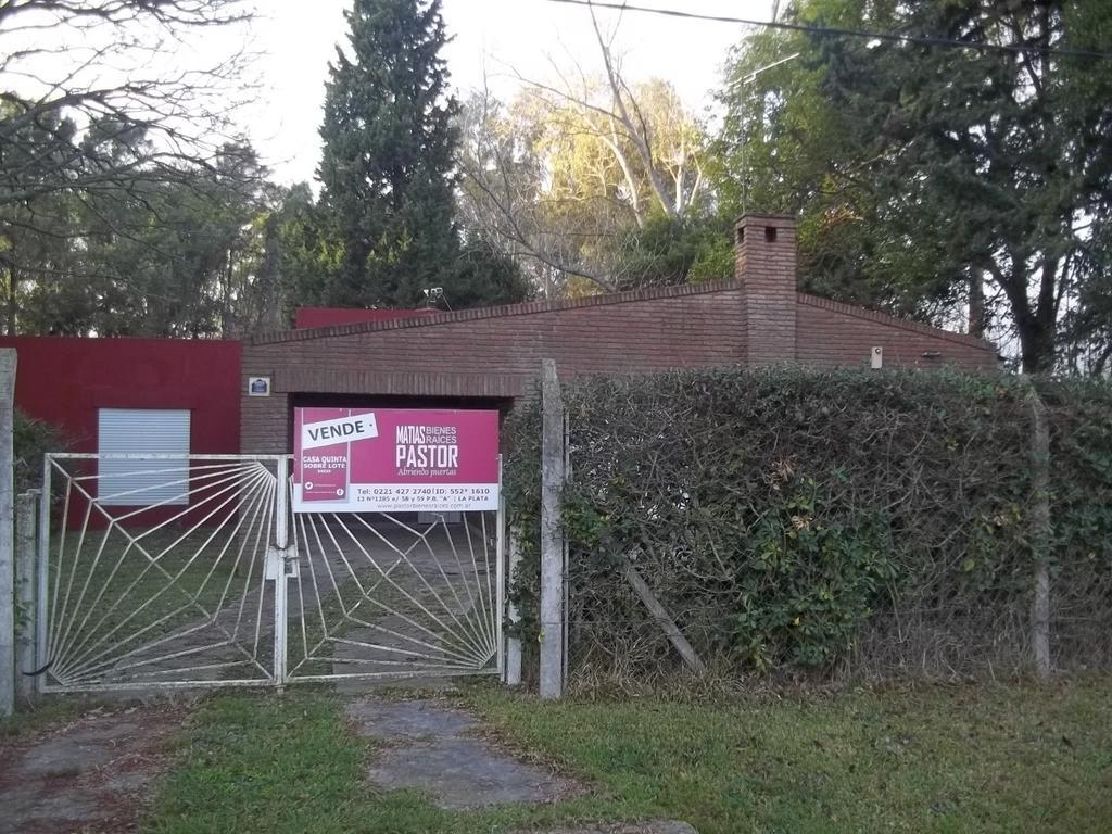 Venta Casa Y/o Quinta Con Parque Y Piscina