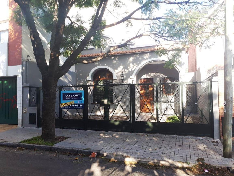 ALQUILER DE CASA 4 AMBIENTES EN OLIVOS