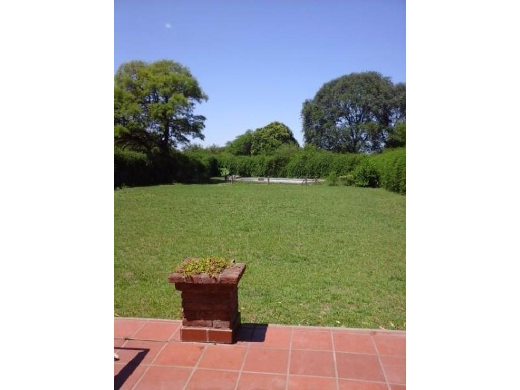 Mendiolaza Imperdible Gran Parque y Pileta
