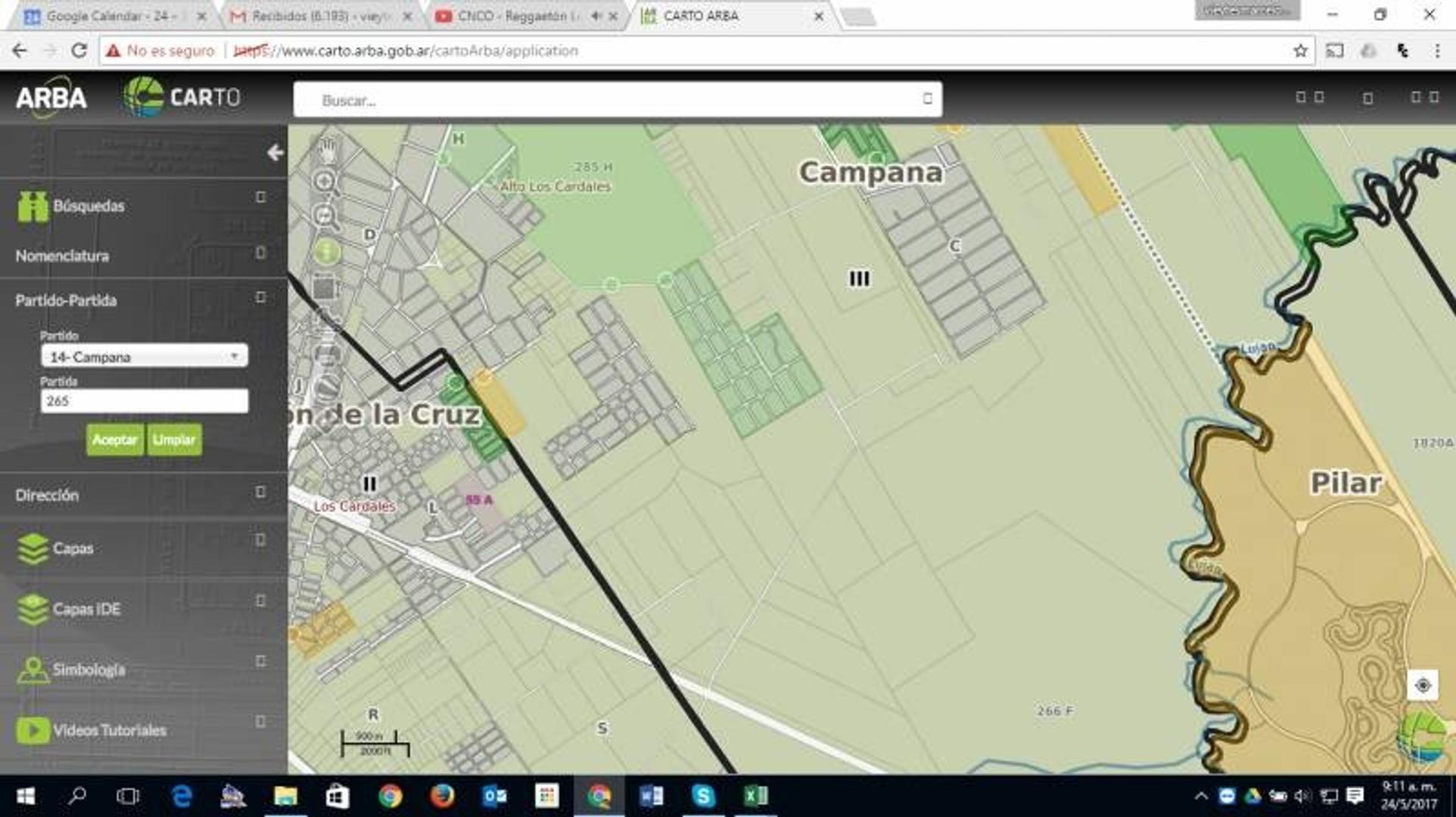 Campo en Venta en Altos de Los Cardale