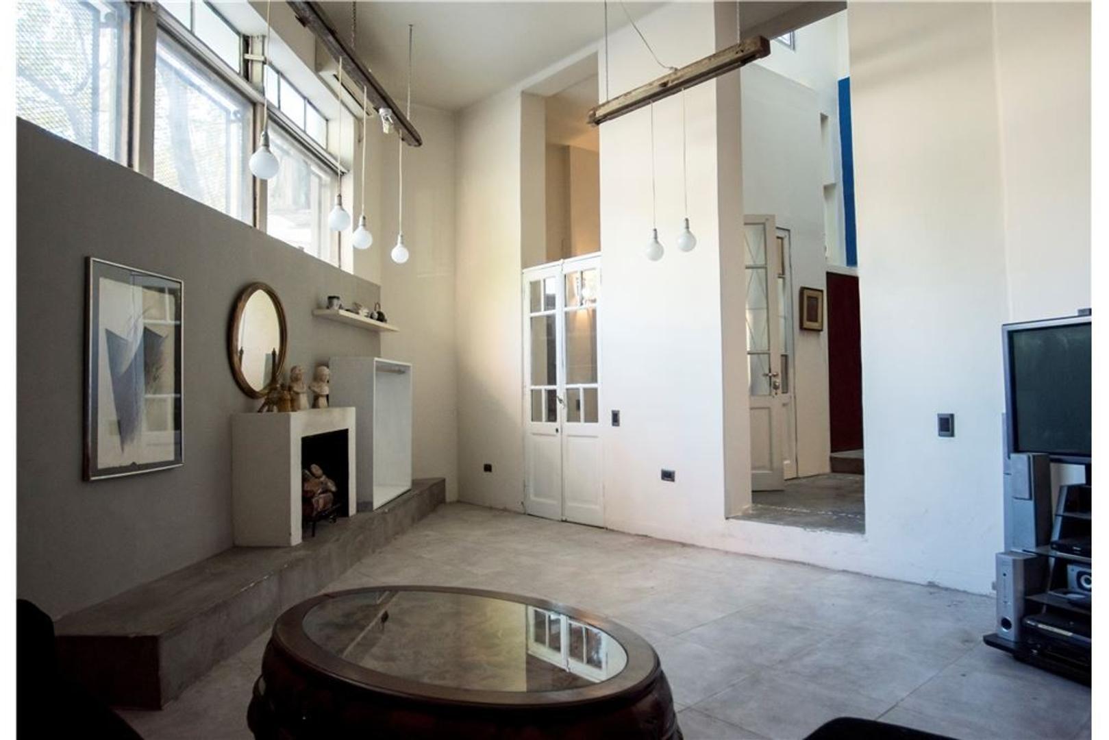 Hermosa Casa en Colegiales c/terraza y parrilla!