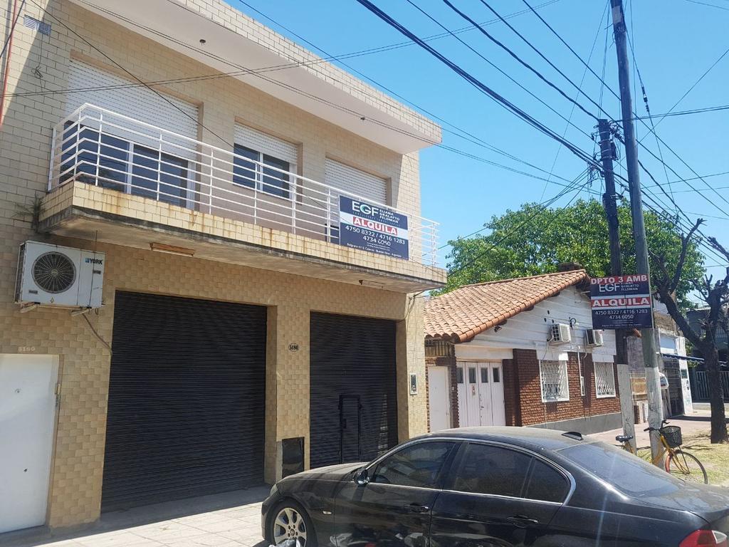 ALQUILO 2 AMB EN ZONA CENTRICA CASEROS URQUIZA Y HORNOS