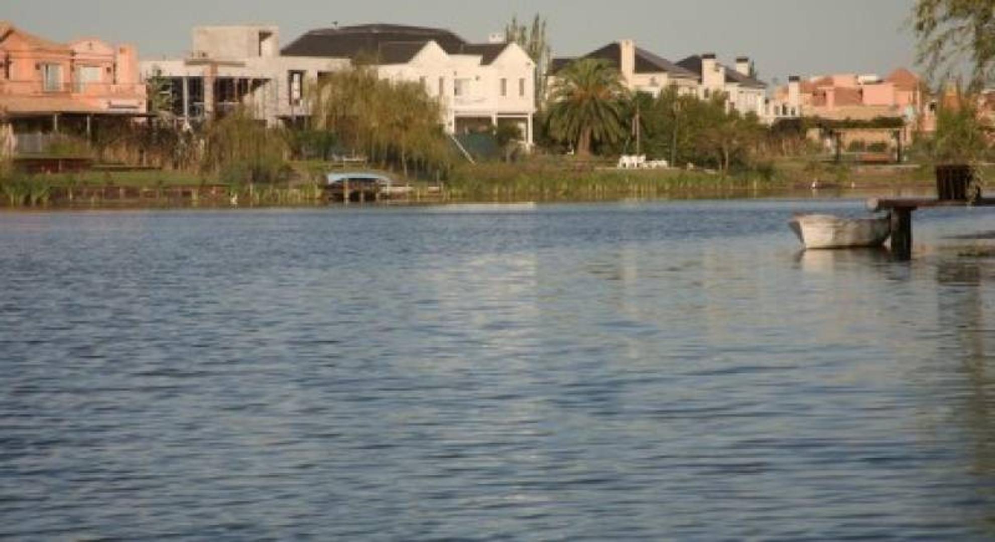 La mejor vista al lago.