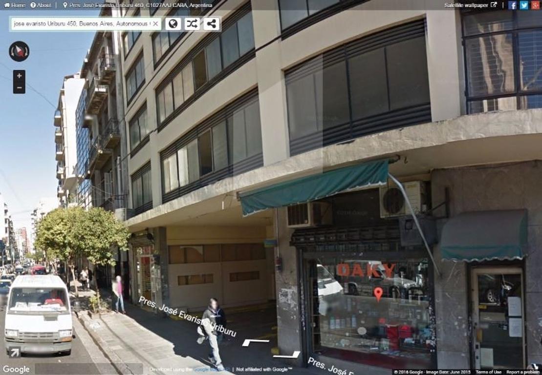 Once: cochera en venta zona comercial con gruas y parquimetros inversion p/ renta. neto: $1000 /mes