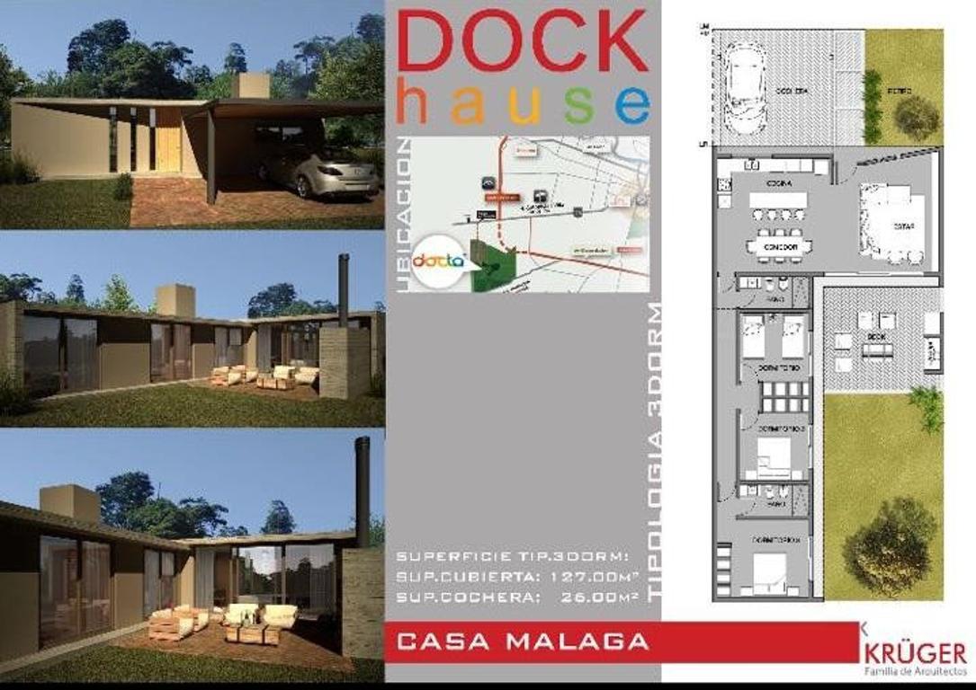 Casa a la venta de 2 dormitorios - Docta - Cordoba