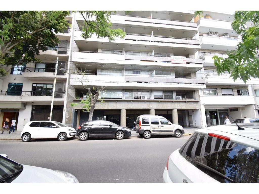 Depto  2 amb amenities parrilla propia  frente BALCÓN CORRIDO,  COCHERA