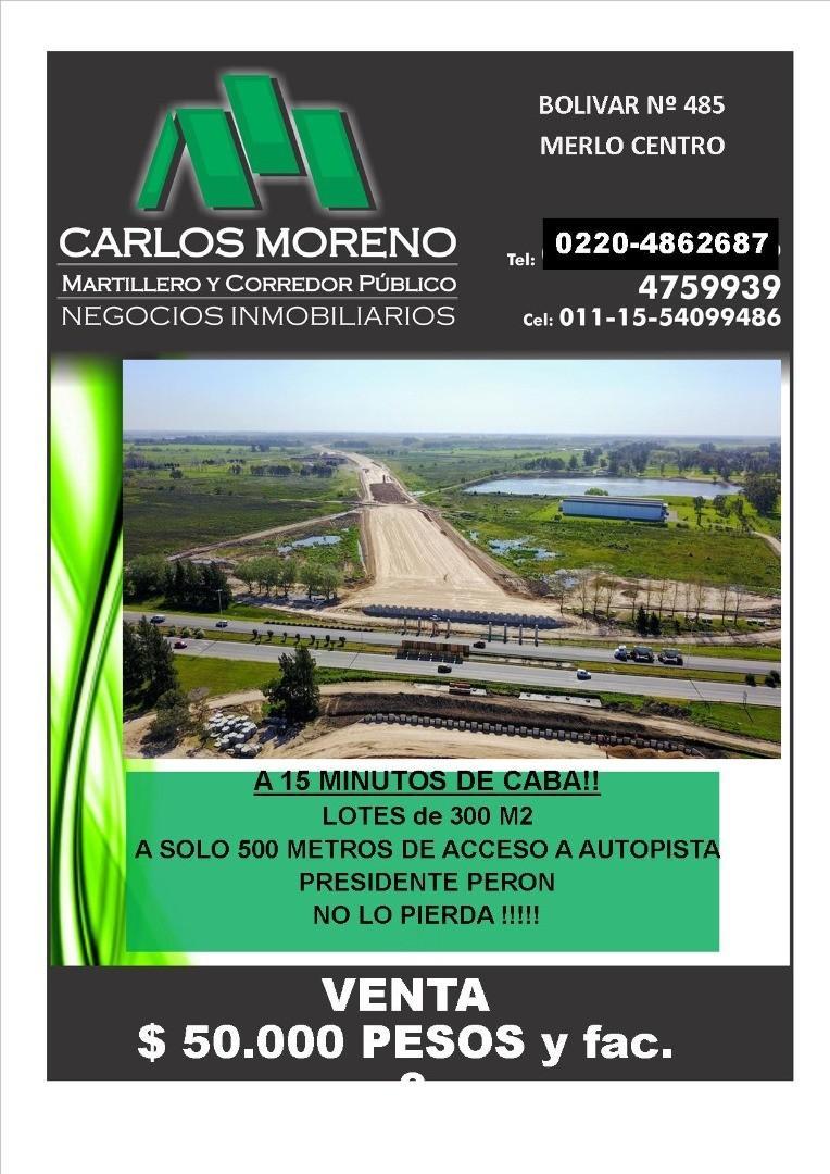 A SOLO 15 MINUTOS DE CABA !!!