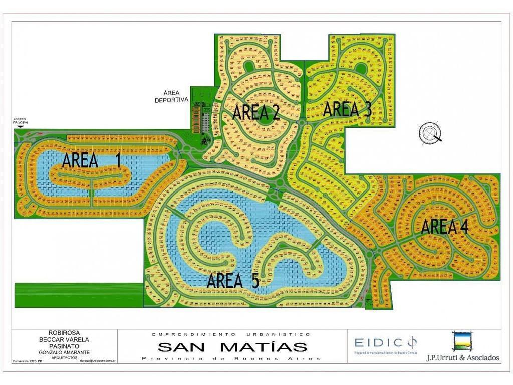 Country San Matías - Escobar - Bs.As. G.B.A. Zona Norte