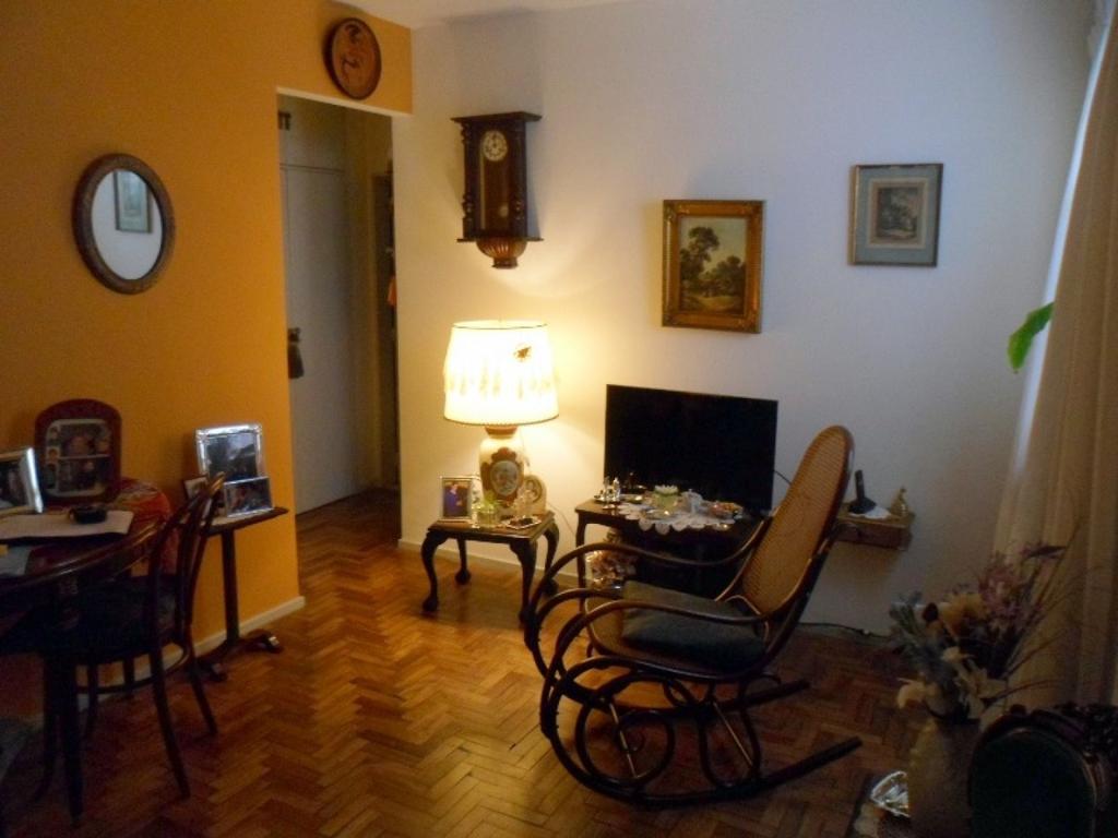 2 Ambientes en venta - Recoleta - Av. Pueyrredon 2400
