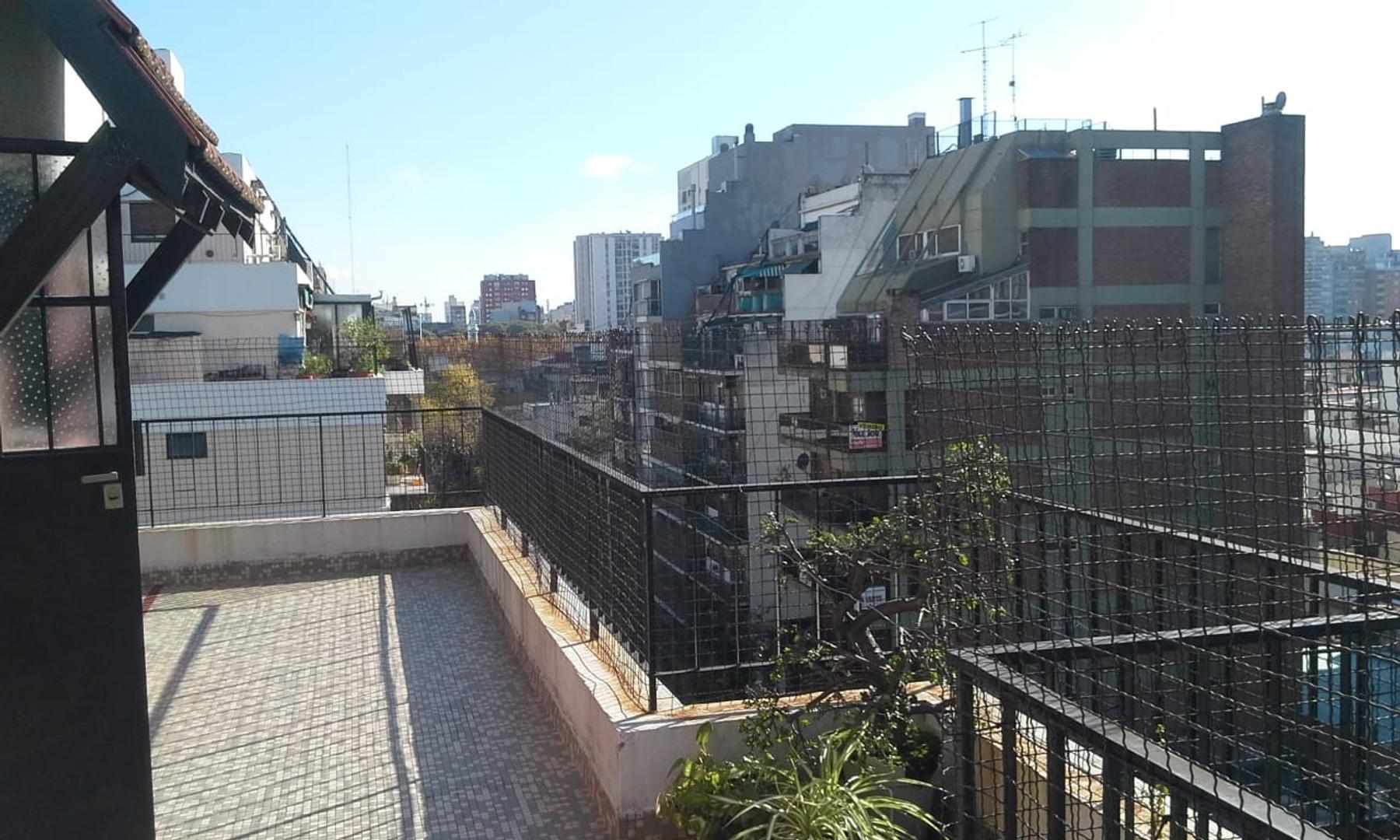 3 ambientes c/baulera a la venta - Olazabal 5100 7° - VILLA URQUIZA