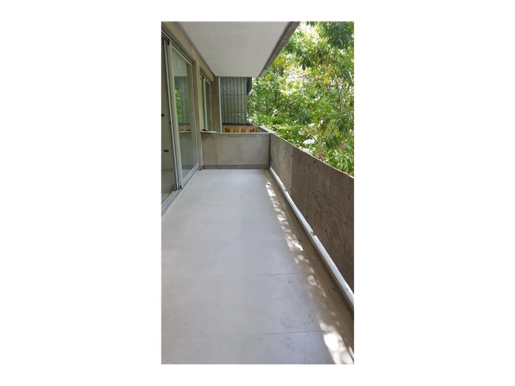 Dpto 2 ambientes a estrenar con balcón.