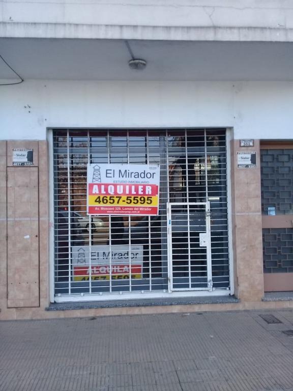 LOMAS DEL MIRADOR - ALQUILER - LOCAL COMERCIAL