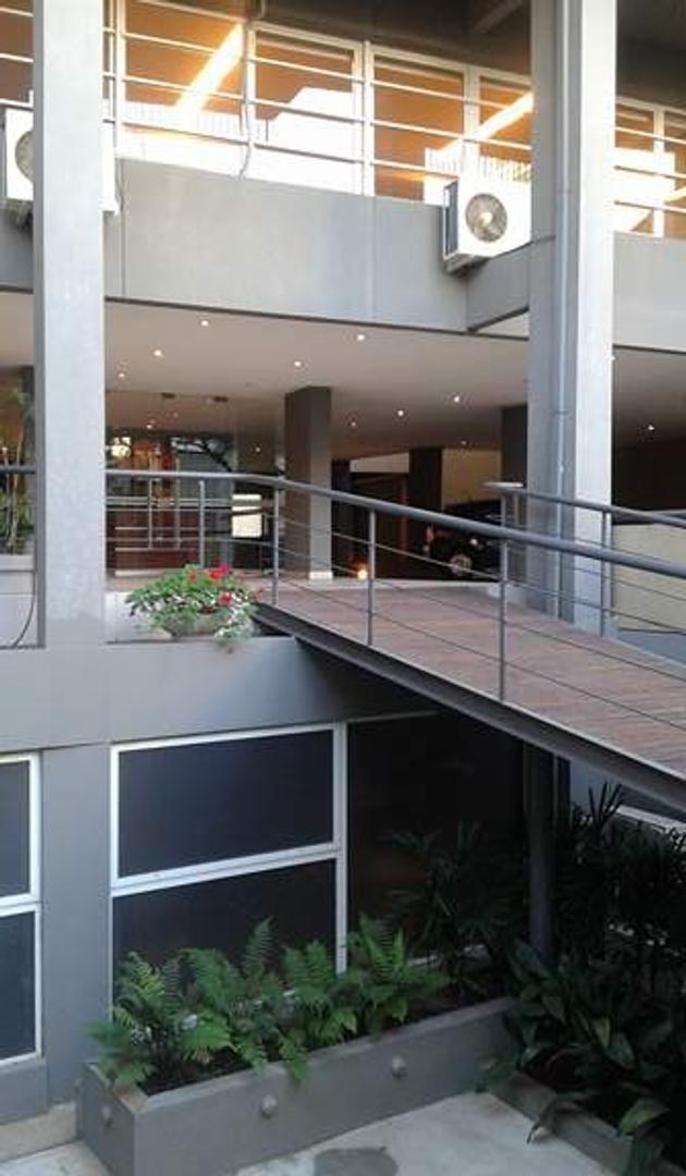 Excelente monoambiente con balcon y amenities