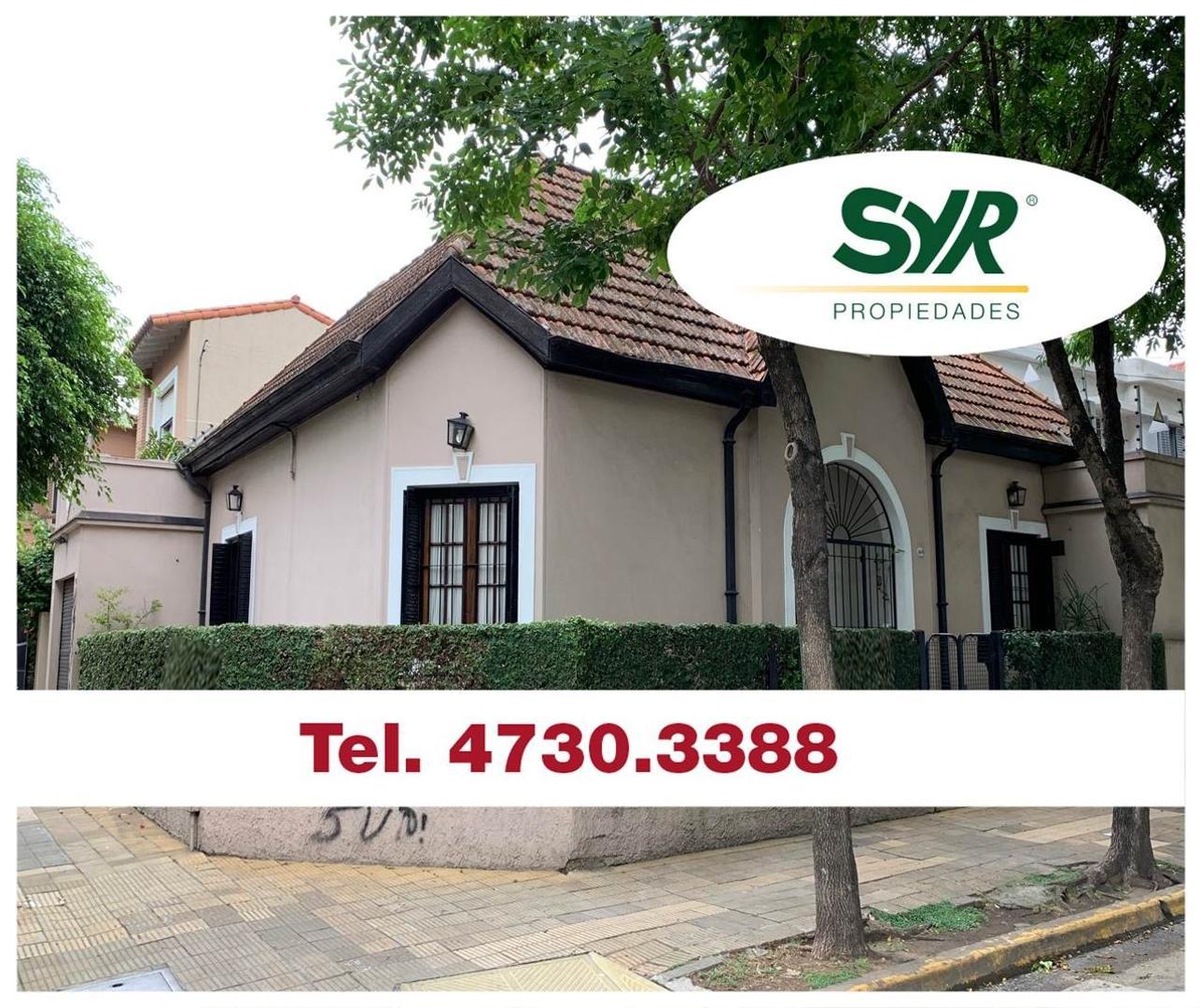 Casa en Venta en Vicente Lopez Vias / Rio - 3 ambientes
