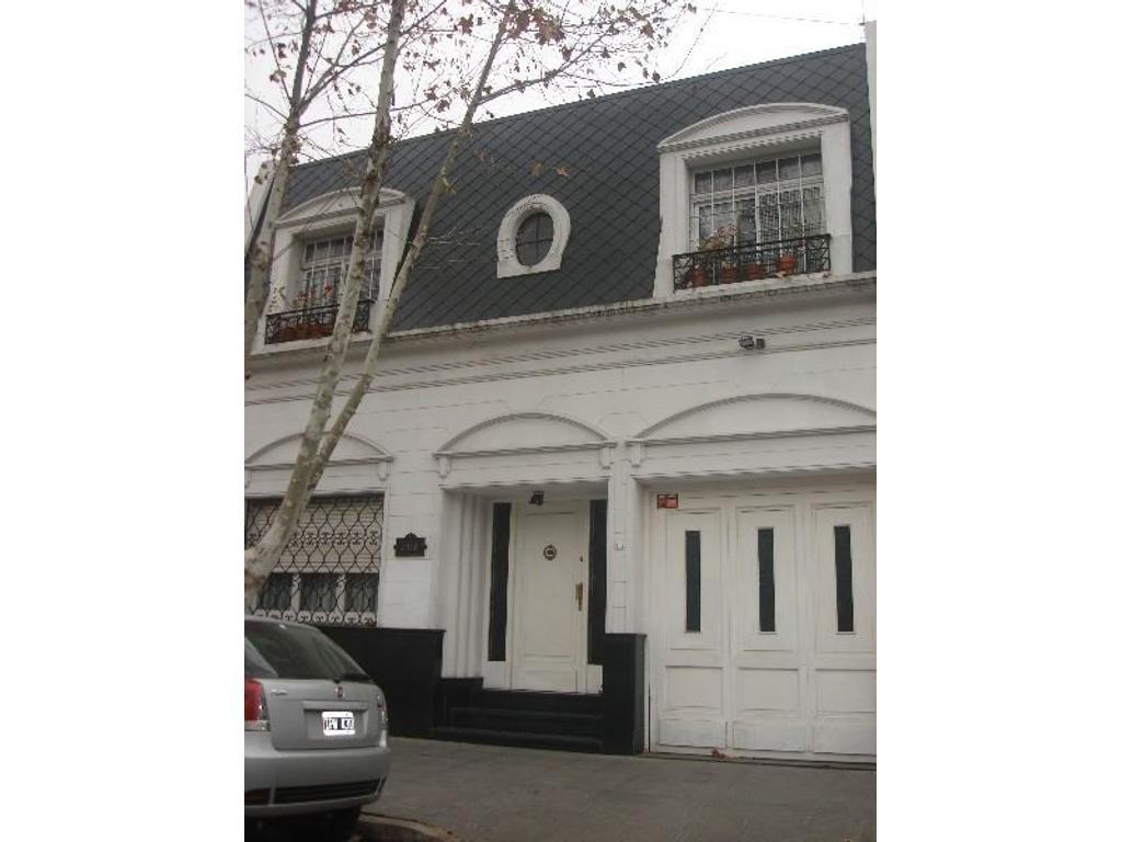 Casa En Alquiler En Salguero 2400 General San Martin