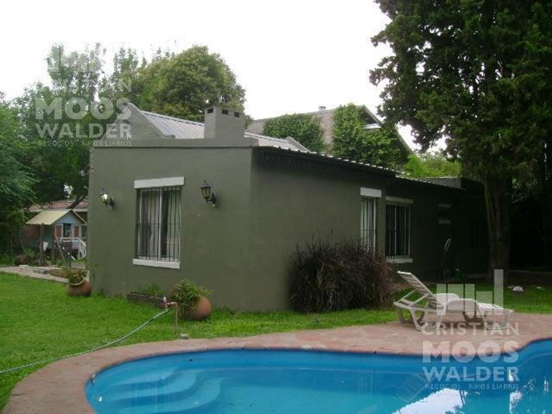 Casa en Venta en Barrio Cerrado Los Horneros - 4 ambientes