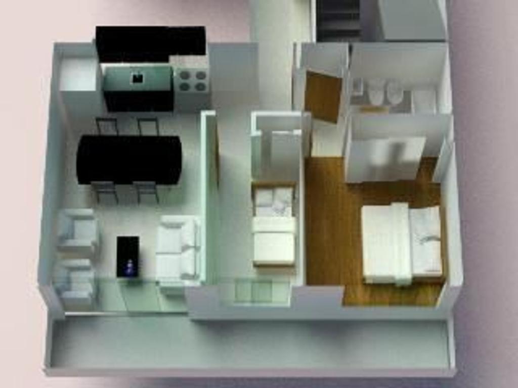 Departamento Venta a estrenar 3 ambientes.