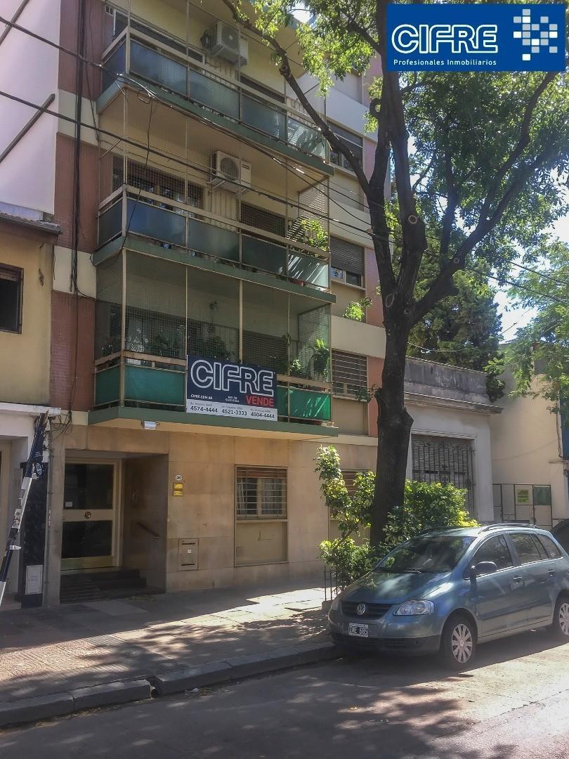 Dpto de 3 ambientes al frente con terraza y parrilla - Suc Urquiza 4521 3333