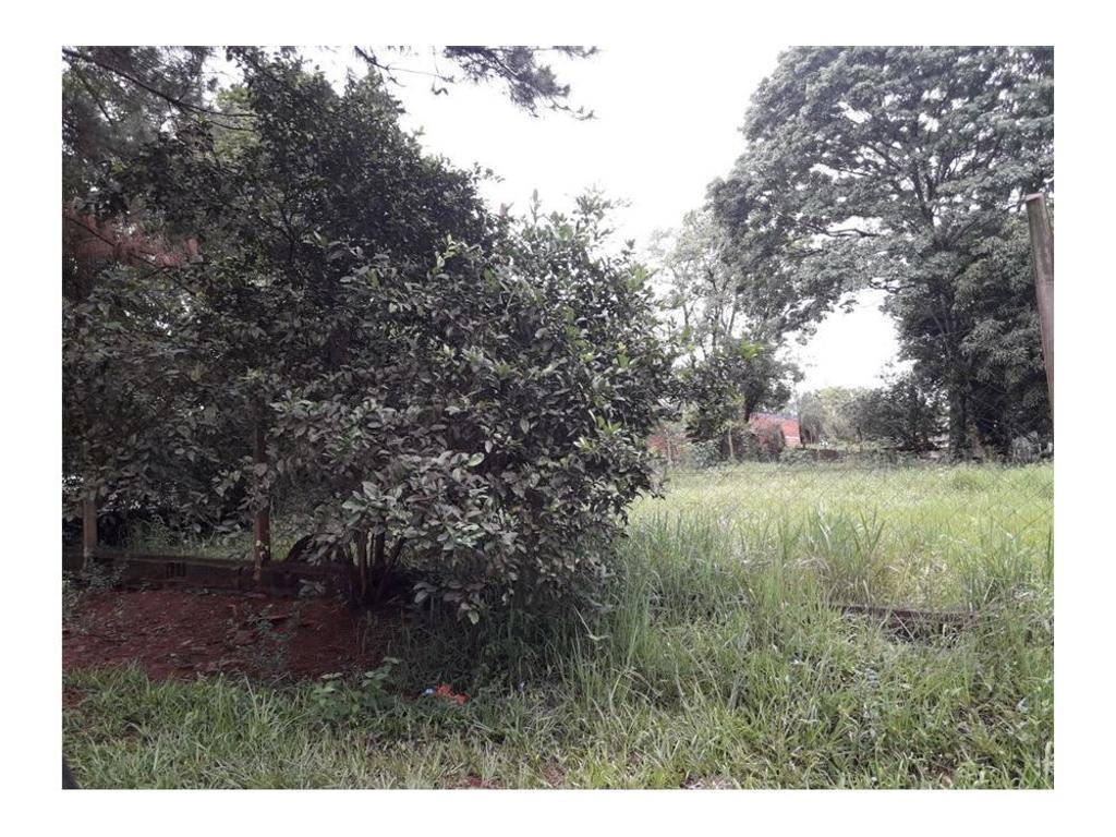 Venta Excelente Terreno -Barrio Jardín - Posadas