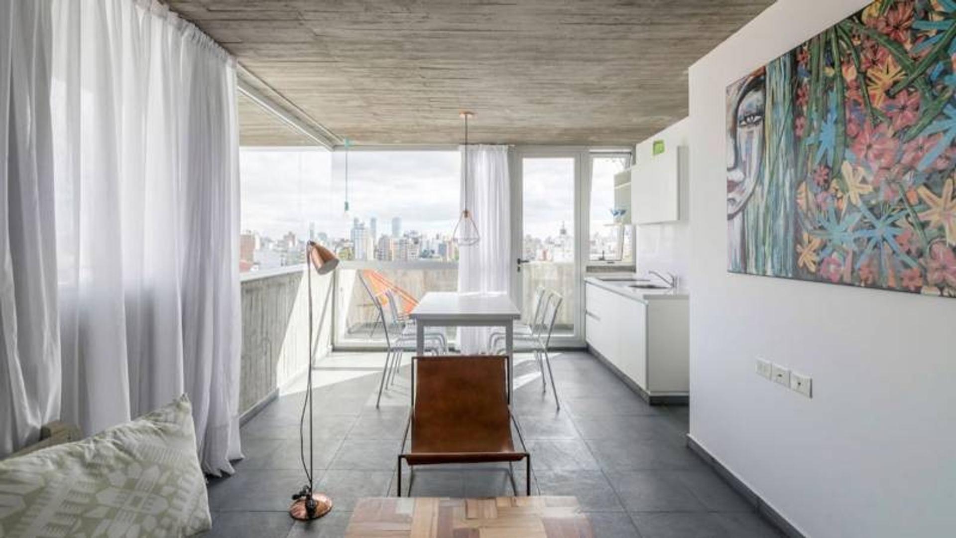 Loft de Diseño en Pichincha