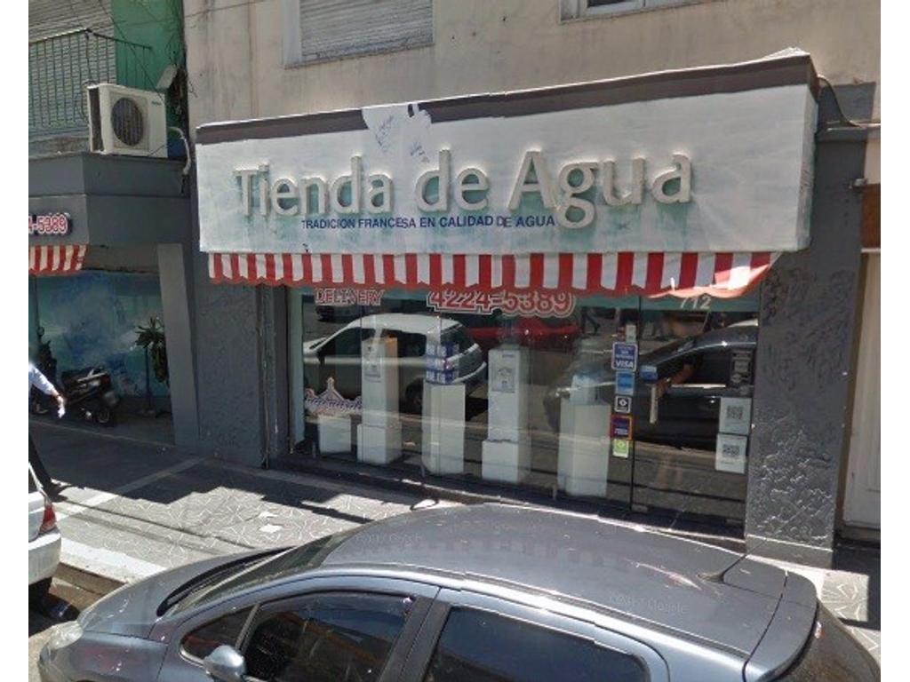 Local de 6,06 x 4,40 mts. en Quilmes Centro - Lavalle e/Humberto Primo y Garibaldi