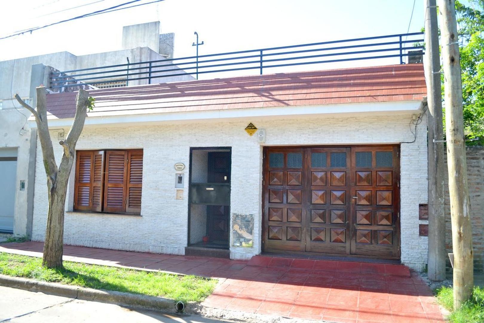 Casa en Venta Rosario La Florida Patio.