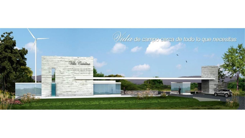 Villa Catalina - Escritura - Apto Crédito