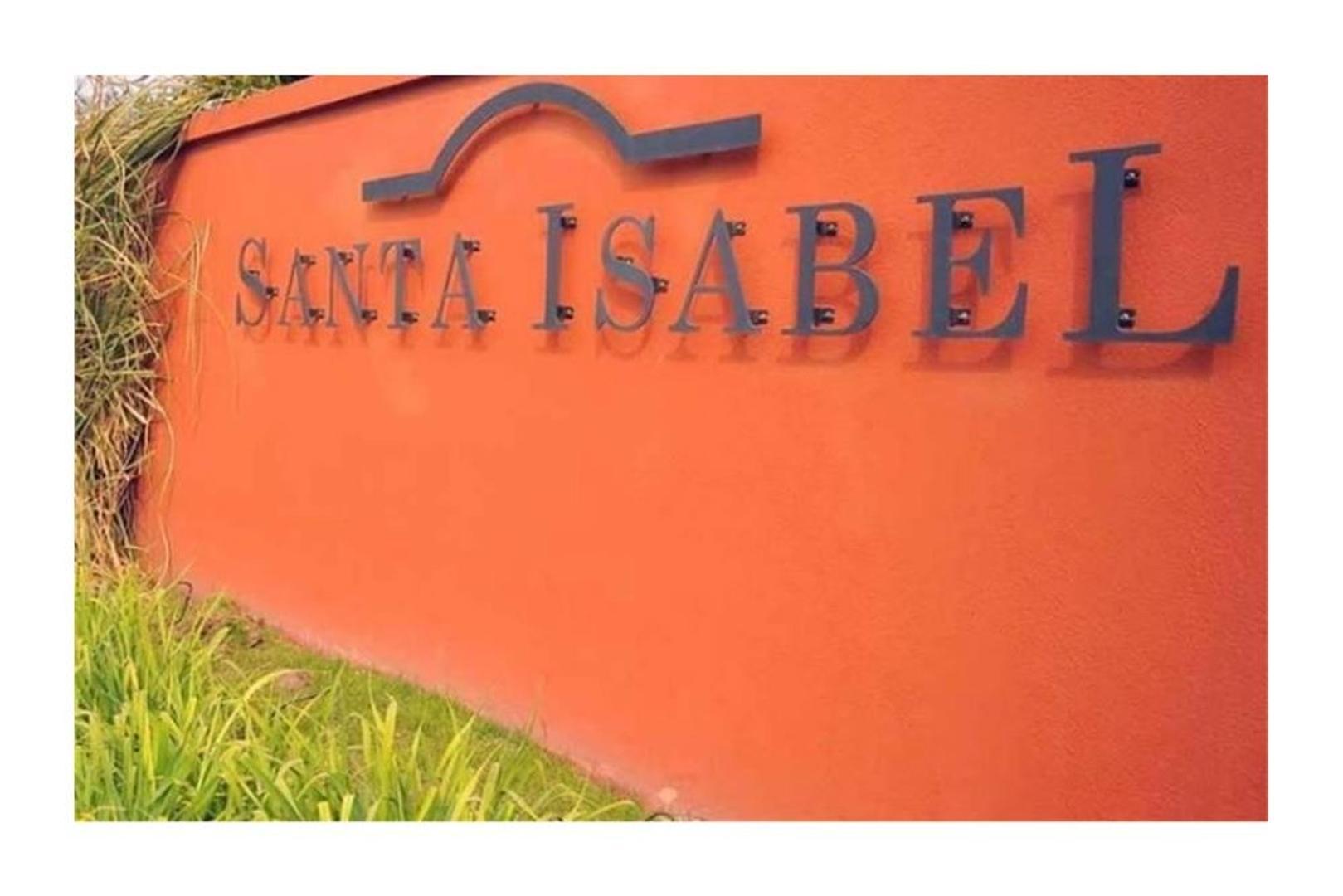 Terreno en Venta en Santa Isabel